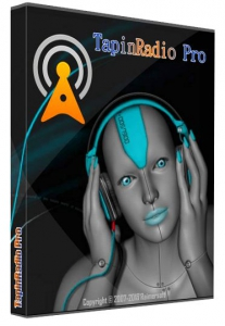 TapinRadio Pro 2.11.8 RePack (& Portable) by TryRooM [Multi/Ru]