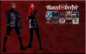 Hanzel Und Gretyl + Side Projects (Cycle Sluts From Hell, KyzrWolf)