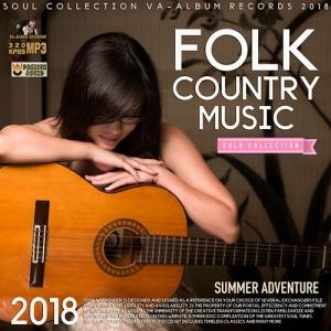 VA - Folk Country Music