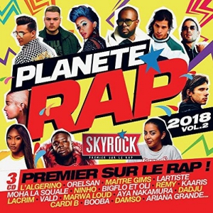 VA - Planete Rap 2018 Vol.2 [3CD]