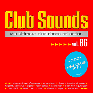 VA - Club Sounds Vol.86 [3CD]