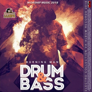 VA - Burning Man: Drum And Bass Compilation