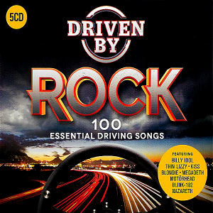 VA - Driven By Rock: Essential Driving Music [5CD]