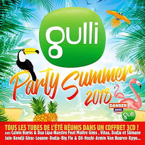 VA - Gulli Party Summer [3CD]