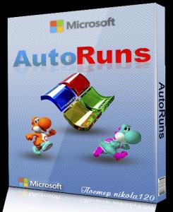 AutoRuns 14.05 Portable [En]