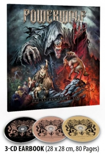 Powerwolf - The Sacrament of Sin [3CD Earbook Edition]