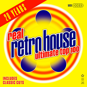 VA - Real Retro House Ultimate Top 100 [5CD]