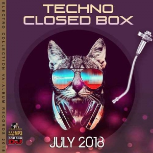 VA - Techno Closed Box