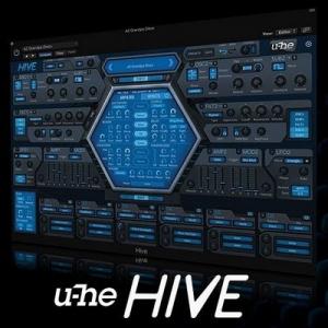 u-he - Hive 2.0.0.8676 VSTi, VSTi3, AAX (x86/x64) RePack by VR [En]