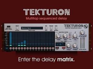 D16 Group - Tekturon 1.0.8 VST, AAX (x86/x64) [En]