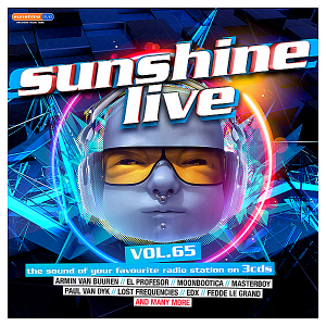 VA - Sunshine Live Vol.65 [3CD]