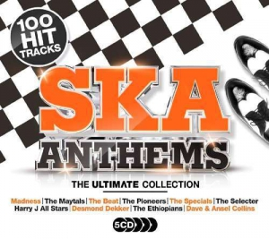 VA - Ska Anthems - The Ultimate Collection (5CD)