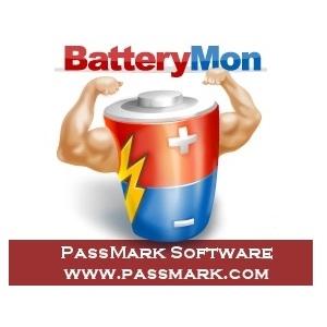PassMark BatteryMon 2.1 build 1010 [En]