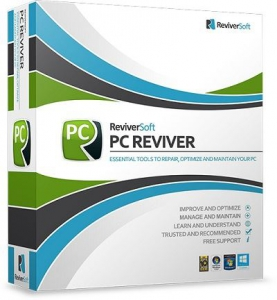 ReviverSoft PC Reviver 3.8.1.2 RePack (& Portable) by TryRooM [Ru/En]