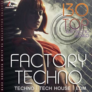VA - Factory Techno