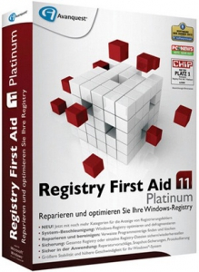 Registry First Aid Platinum 11.2.0 Build 2542 [Multi/Ru]