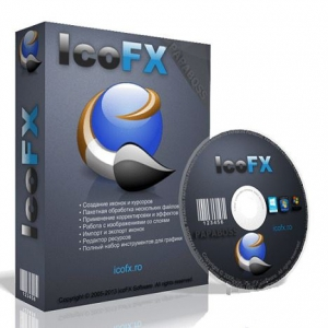IcoFX 3.5.1 RePack (& Portable) by KpoJIuK [Multi/Ru]