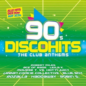 VA - 90s Disco Hits The Club Anthems [3CD]