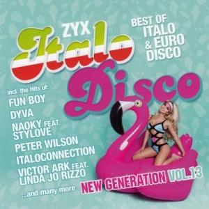VA - ZYX Italo Disco New Generation Vol. 13