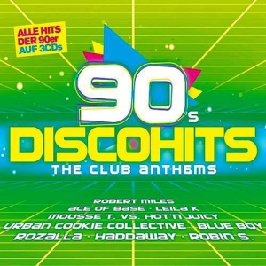 VA - 90s Disco Hits - The Club Anthems
