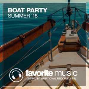 VA - Boat Party Summer '18