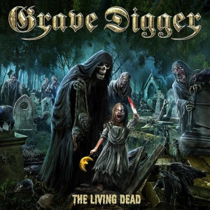 Grave Digger - The Living Dead