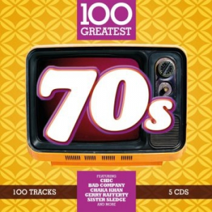 VA - 100 Greatest 70's [5CD]