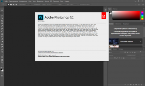 Adobe Photoshop CC 2019 20.0.4 RePack by D!akov [Multi/Ru]