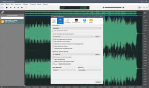 Ocenaudio 3.9.1 + Portable [Multi/Ru]