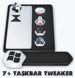7+ Taskbar Tweaker 5.11.2 + Portable [Multi/Ru]