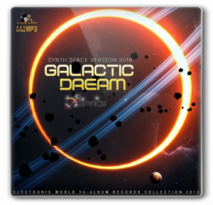 VA - Galactic Dream Synth Space Version