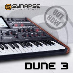 Synapse Audio - DUNE 3.2.0 VSTi, AAX (x86/x64) Repack by VR (Rev.4) [En]