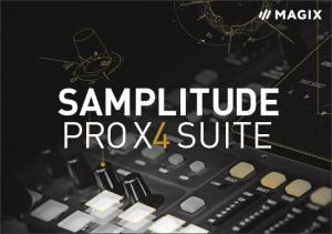 MAGIX Samplitude Pro X4 Suite 15.1.1.236 [Multi/Ru]