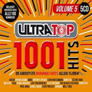 VA - Ultratop 1001 Hits Volume 5 [5CD]