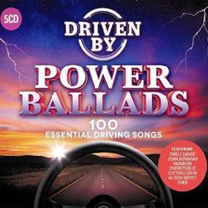 VA - Driven By - Power Ballads