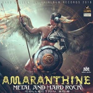 VA - Amaranthine: Hard Rock & Metal Collection