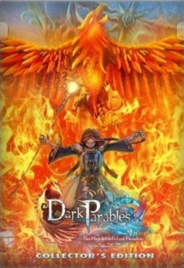Dark Parables 15: The Match Girl's Lost Paradise. Collector's Edition