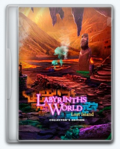 Labyrinths of the World 9: Lost Island