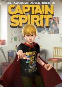 The Awesome Adventures of Captain Spirit / Life Is Strange 2