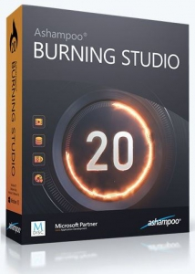 Ashampoo Burning Studio 20.0.4.1 RePack (& Portable) by TryRooM [Multi/Ru]