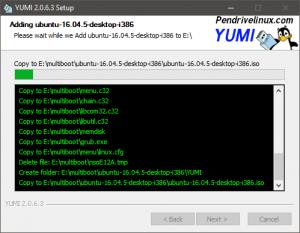 Your Universal MultiBoot Installer (YUMI) 2.0.8.5 Portable [En]