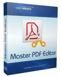 Master PDF Editor 5.4.10 [Multi/Ru]