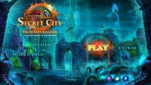 Secret City 2: The Sunken Kingdom