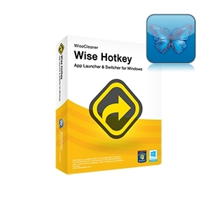 Wise Hotkey Pro 1.2.4.44 RePack (& Portable) by elchupacabra [Multi/Ru]