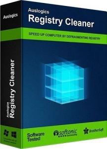 Auslogics Registry Cleaner 8.0.0.2 Repack (& Portable) by elchupacabra [Ru/En]