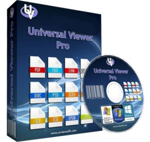 Universal Viewer Pro 6.7.0.2 + Portable [Multi/Ru]