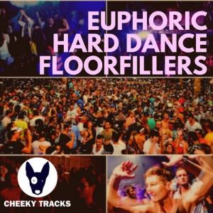 VA - Euphoric Hard Dance Floorfillers