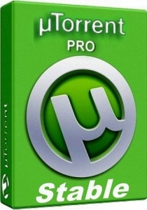 uTorrent Pro 3.5.5 Build 45291 Stable RePack (& Portable) by D!akov [Multi/Ru]