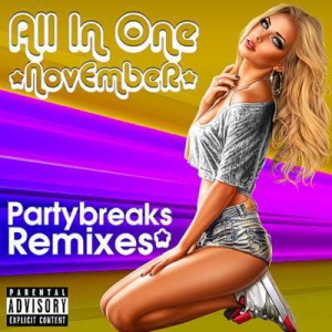 VA - Partybreaks and Remixes - All In One November 001