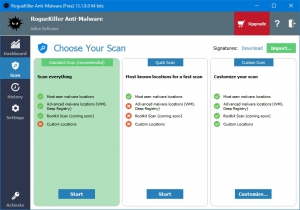 RogueKiller Anti-Malware 14.7.3.0 + Portable [Multi]
